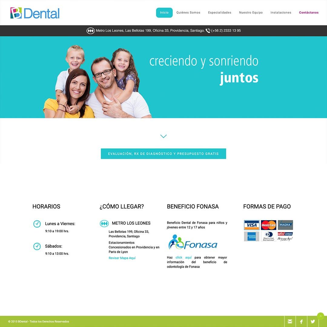 web-bdental